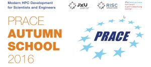 PRACE AUTUMN SCHOOL 2016
